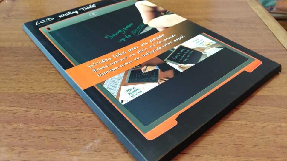 Коробка графического планшета Joylites (Digma Magic Pad)