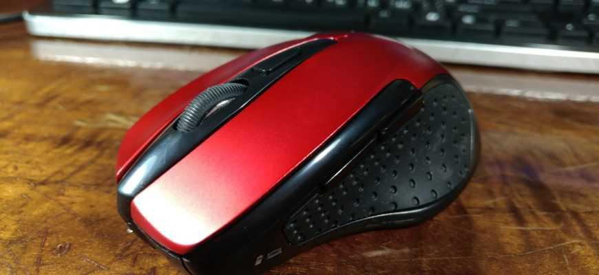 Беспроводная мышь Tecknet M003