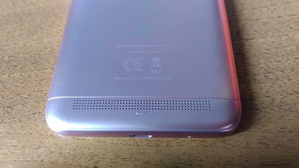 Основной динамик Xiaomi Redmi 5A
