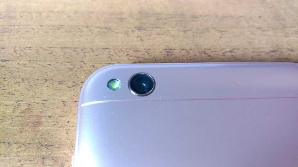 Основная камера Xiaomi Redmi 5A