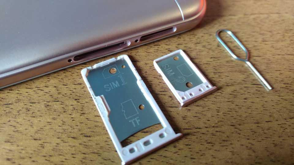 SIM Xiaomi Redmi 5A